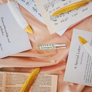 Birthday Gift miyaki perfume lab