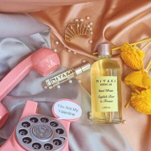 Miyaki Perfume Lab PerfumeHome Diffuser